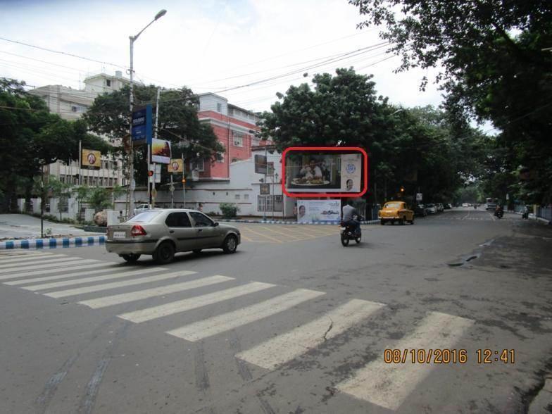 Park Street  Loudan Street Xing, Kolkata