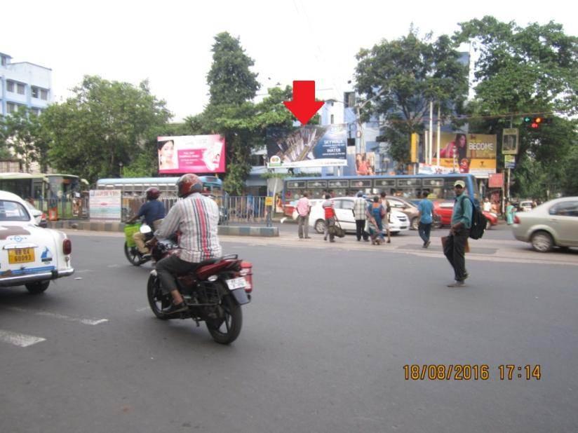 Kankurgachi Crossing, Kolkata