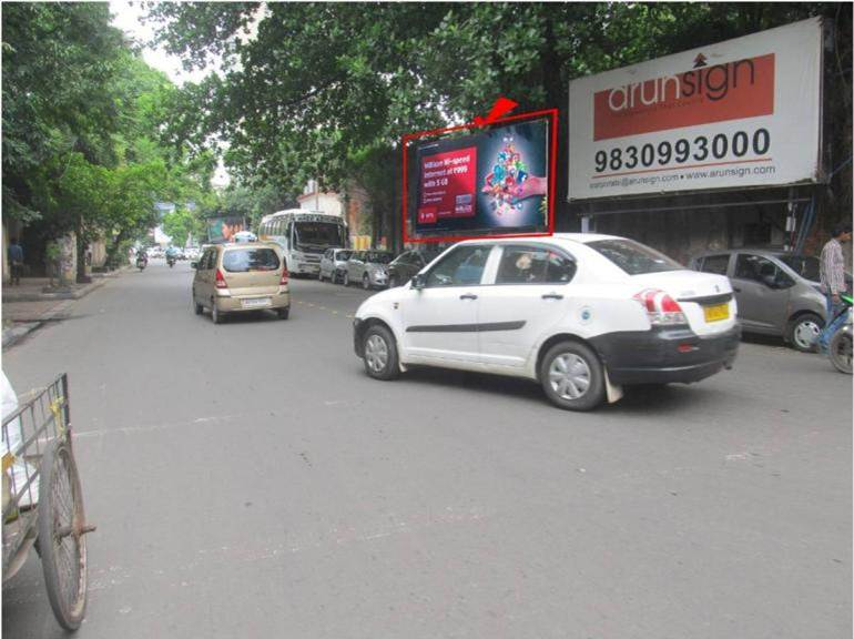 Gurusaday Road B C Road Crossing, Kolkata