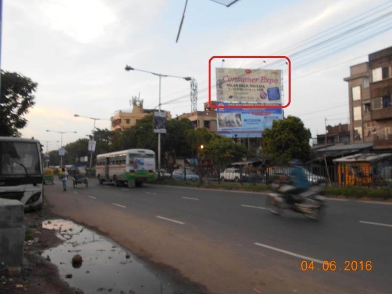 B T Road Sinthee More, Kolkata
