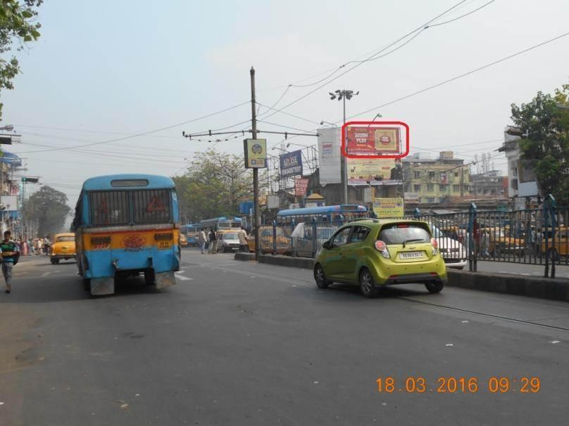 Rajabazar Crossing, kolkata