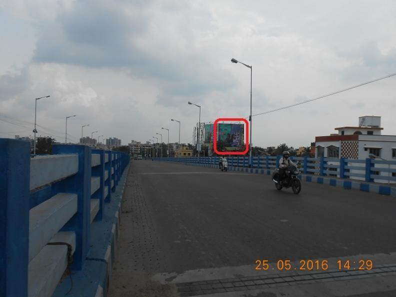 Garia Patuli, Baishnabghata Flyover, Kolkata