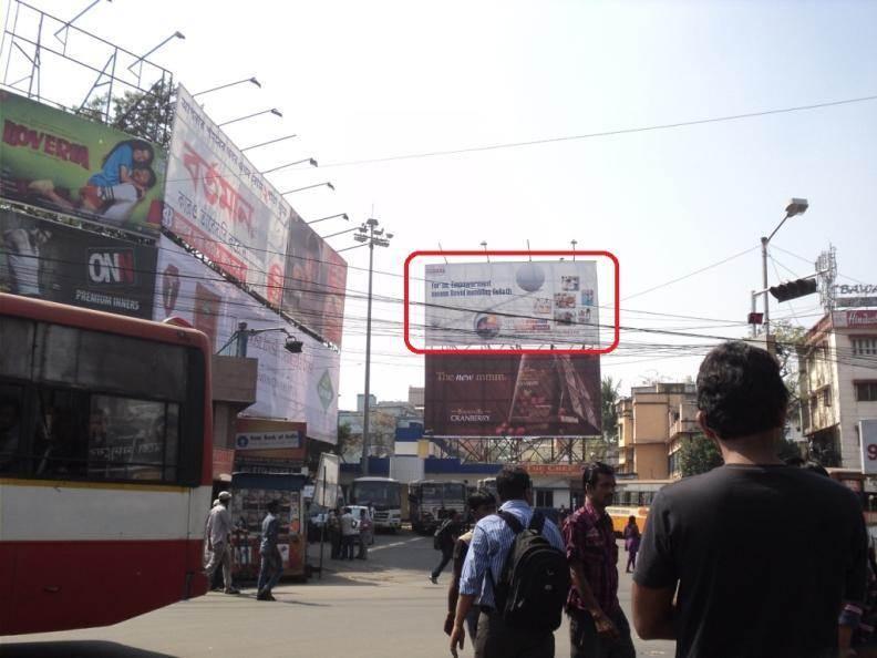 Jadavpur 8B Bus Stand, Kolkata