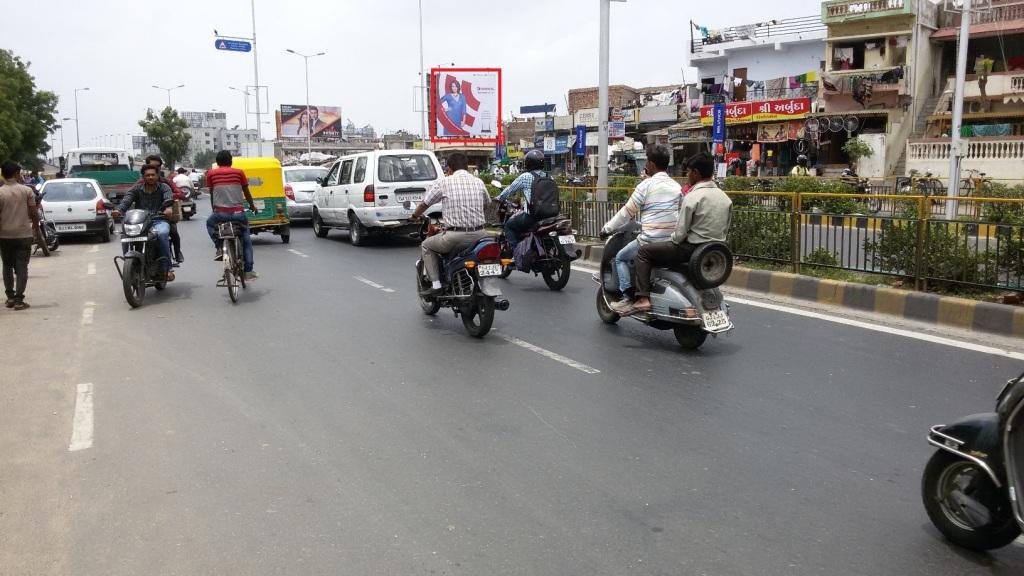 132 Ft Ring Rd Nr. Drive In Bridge Ftf Aec 4 Rd (Valinath Chowk), Ahmedabad