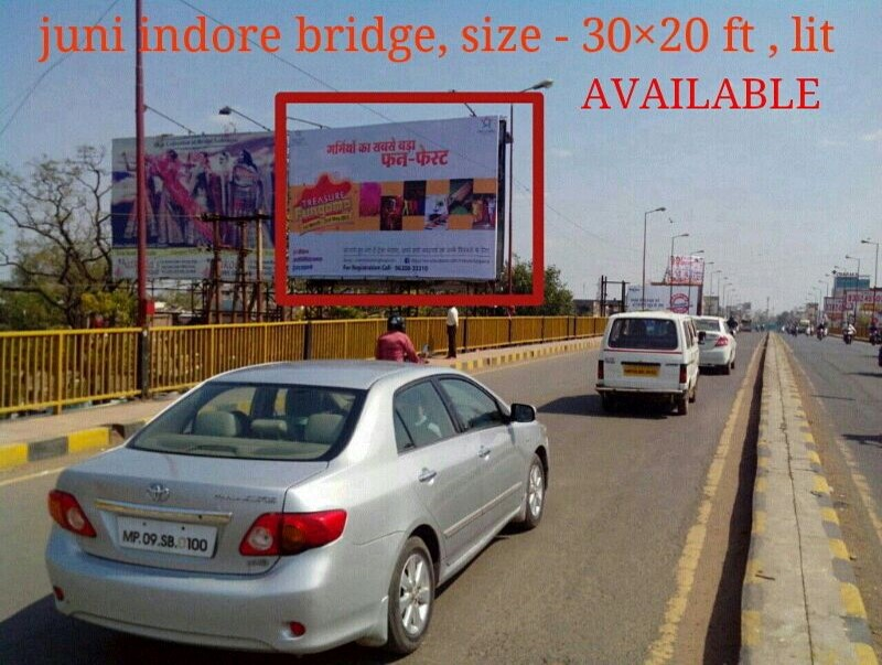Juni Indore bridge, Indore