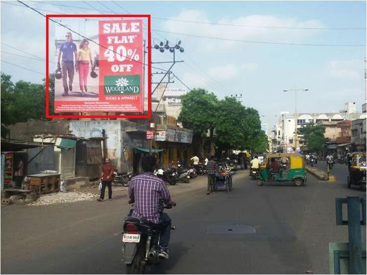 Raiya Road, Near Raiya Circle, Rajkot