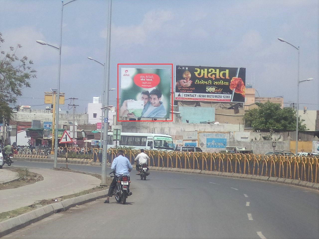 150 Feet Ring Road, Mauvadi Circle, Rajkot