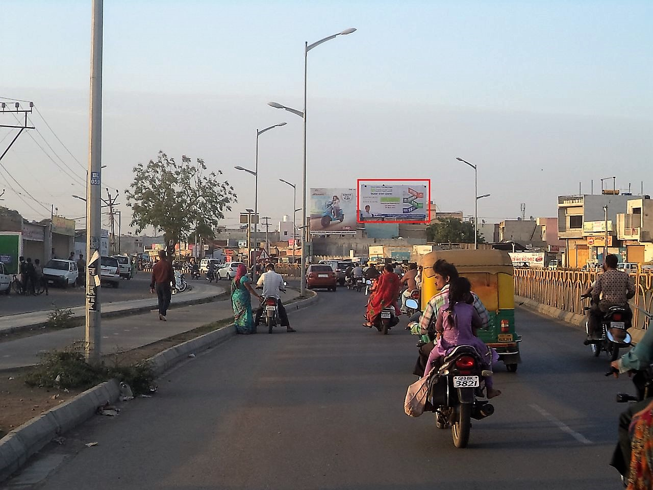 150 Feet Ring Road, Mauvadi Circle, Rajkot