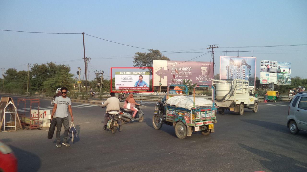 150 Ft Ring Rd, Madhapar Chowk, Morbi Road, Rajkot