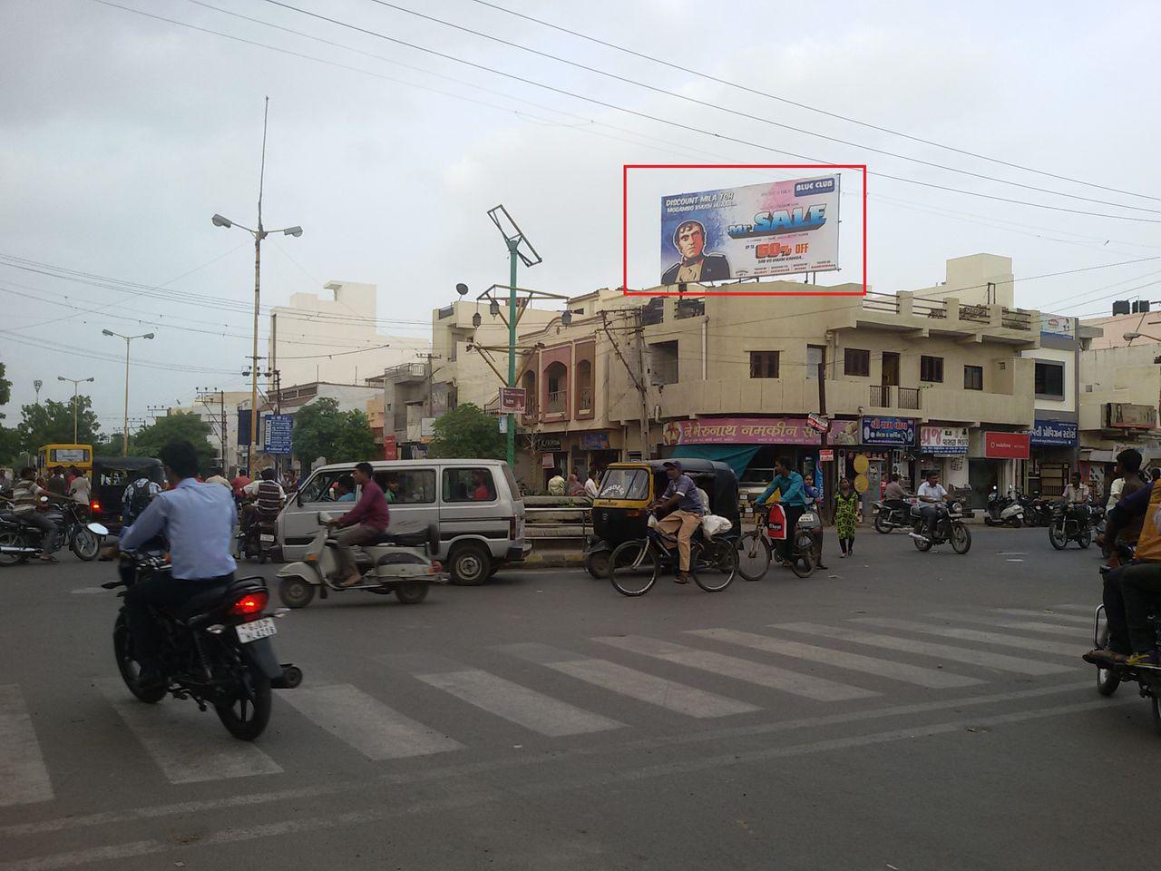 Ranchod Nagar - Pedak Road, Rajkot