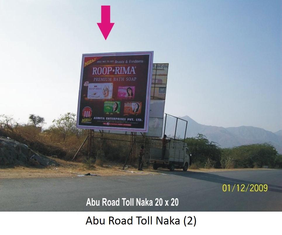 Abu Road Toll Naka, Udiapur