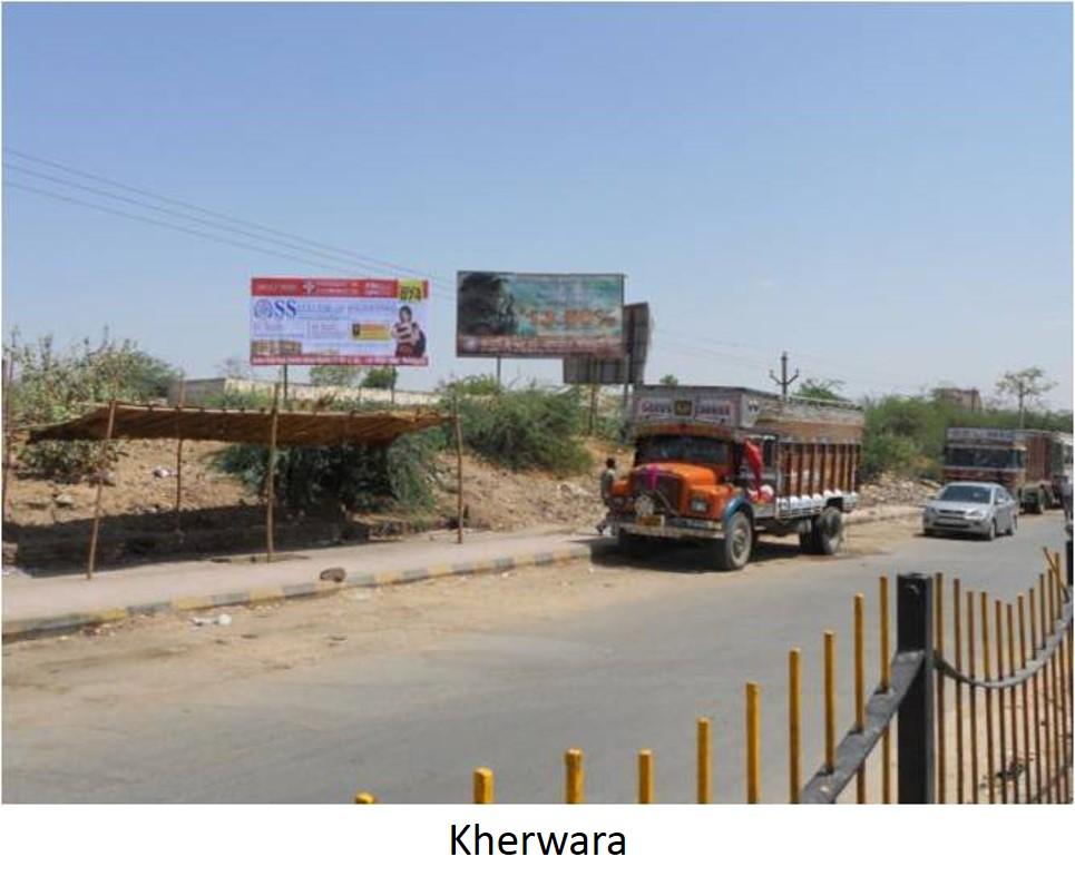 Kherwara, Udiapur