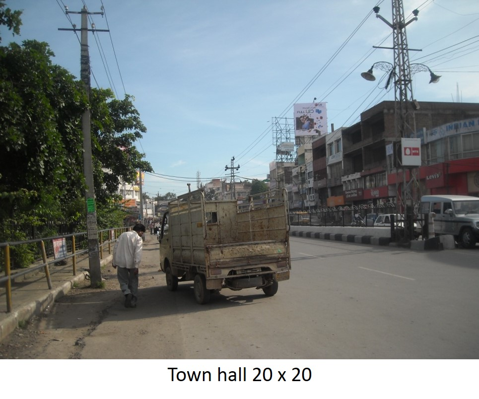 Town Hall, Udiapur