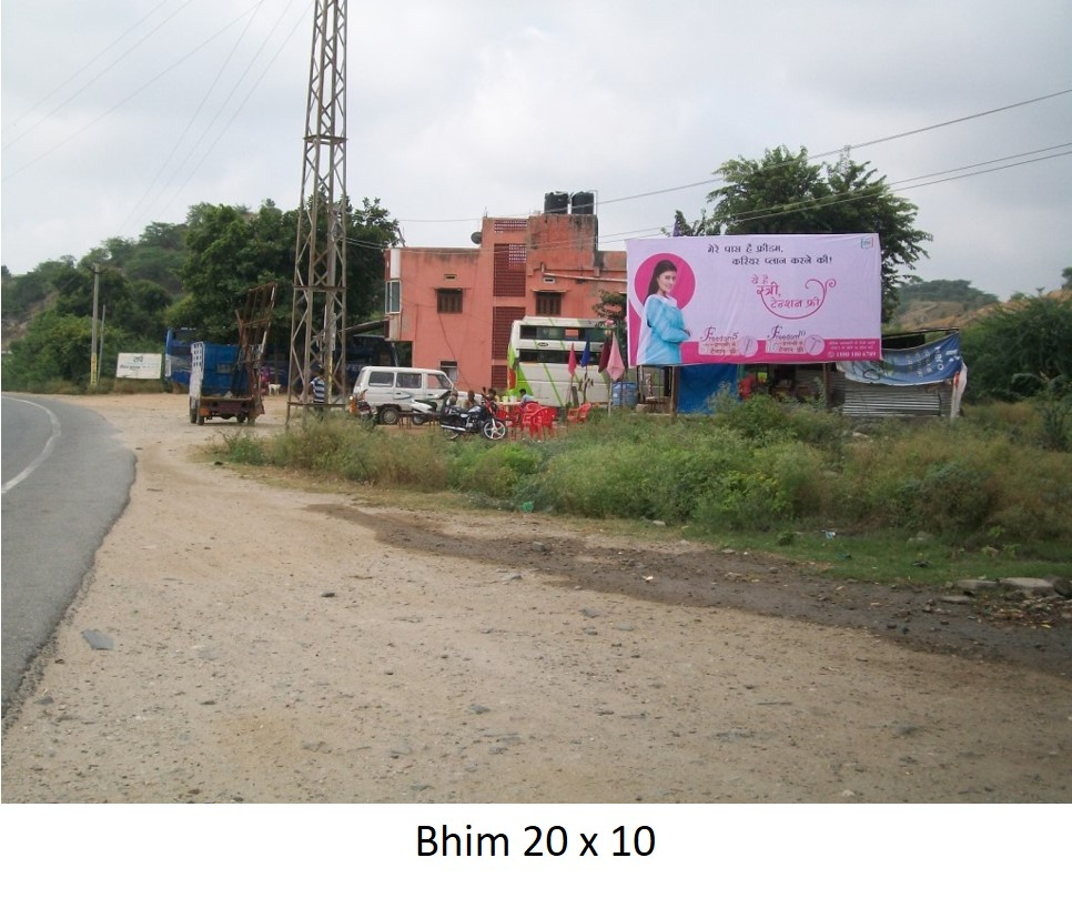 Bhim, Udiapur