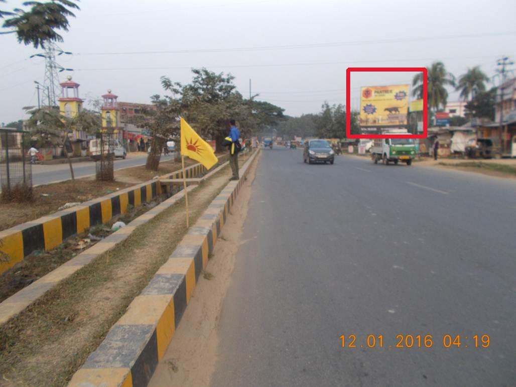 Chandrapur ISBT, Agartala