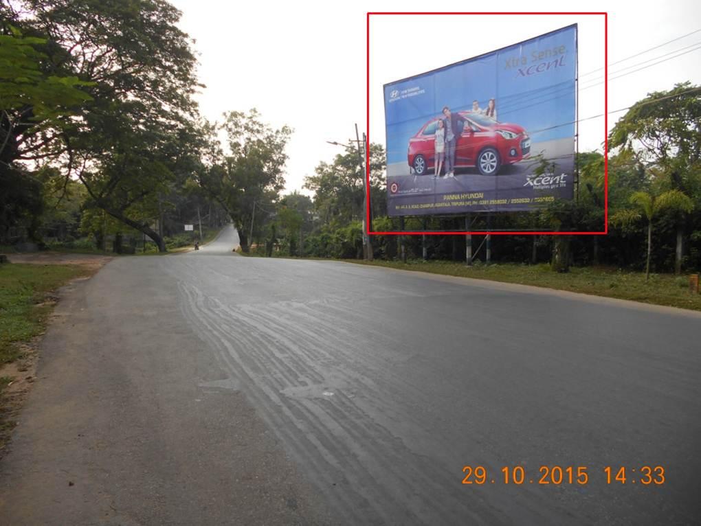 Airport  Road  Lichubagan