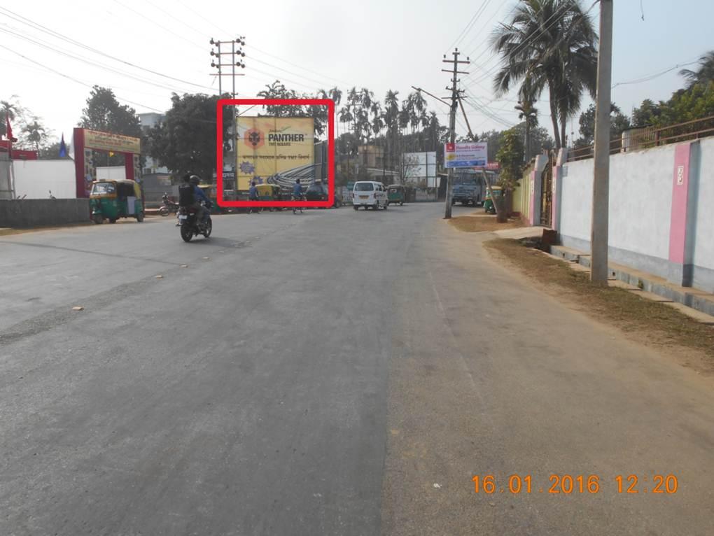 Airport Road Ushabazar, Agartala