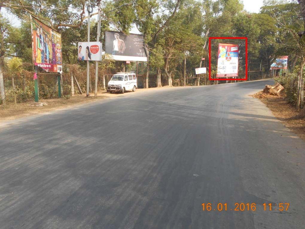 A P Road lichubagan, Agartala