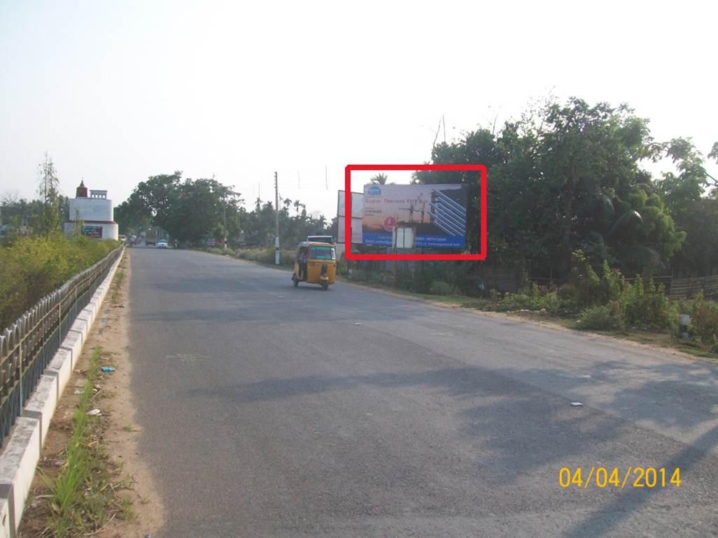 Udaipur Near Matabari, Agartala