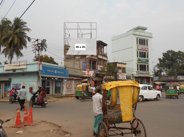 Agartala Motor Stand, Agartala