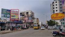 Opp K Seera Seera Miniplex Big Bajar/ Haldiram-Manish Nagar  Besa T Point (LEFT SIDE)