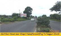 Near Khapri Naka (Parsodi) Fcg To Nagpur City