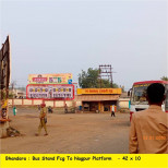 Bus Stand Fcg To NGP Platform LOWER
