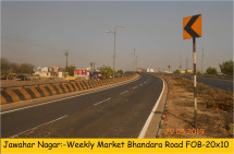 Jawahar Nagar Weekly Market Nagpur Road FOB