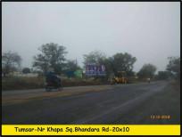 Tumsur Nr. Khapa Square Nr. Bhandara Road