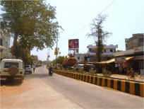 Tumsur Nr. Bus Stand Fcg To Rly Crossing