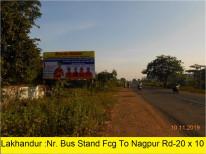 Lakhndur Nr Bus Stand Fcg To Ngp Road