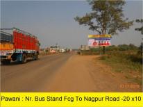 Pawani Nr Bus Stand Fcg To Nagpur Road