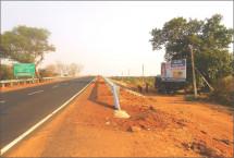 Flyover Bridge Fcg To Gadchiroli Way To Ngp
