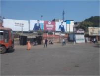 Inside Bus Stand Wani-Ghatanji Platform