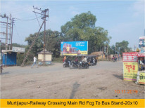 Railway Crossing Main Road Fcg To Bus Stand