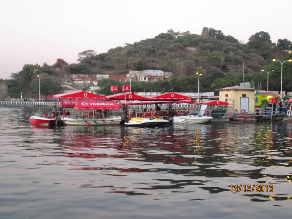 Boat Branding, Jaipur