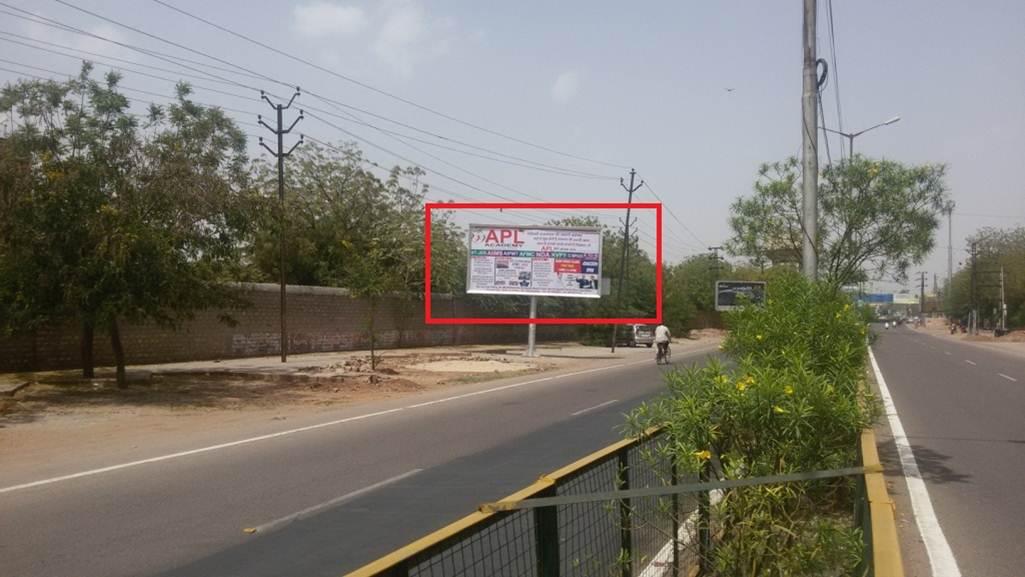 Unipole Branding, Jaipur