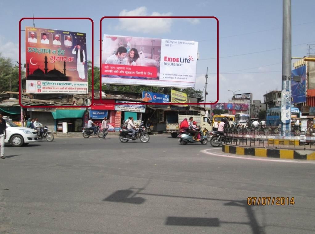 Billboard Branding, Jaipur