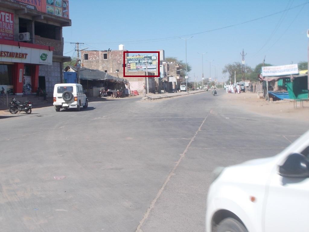 Near Mata Mandir, Osian