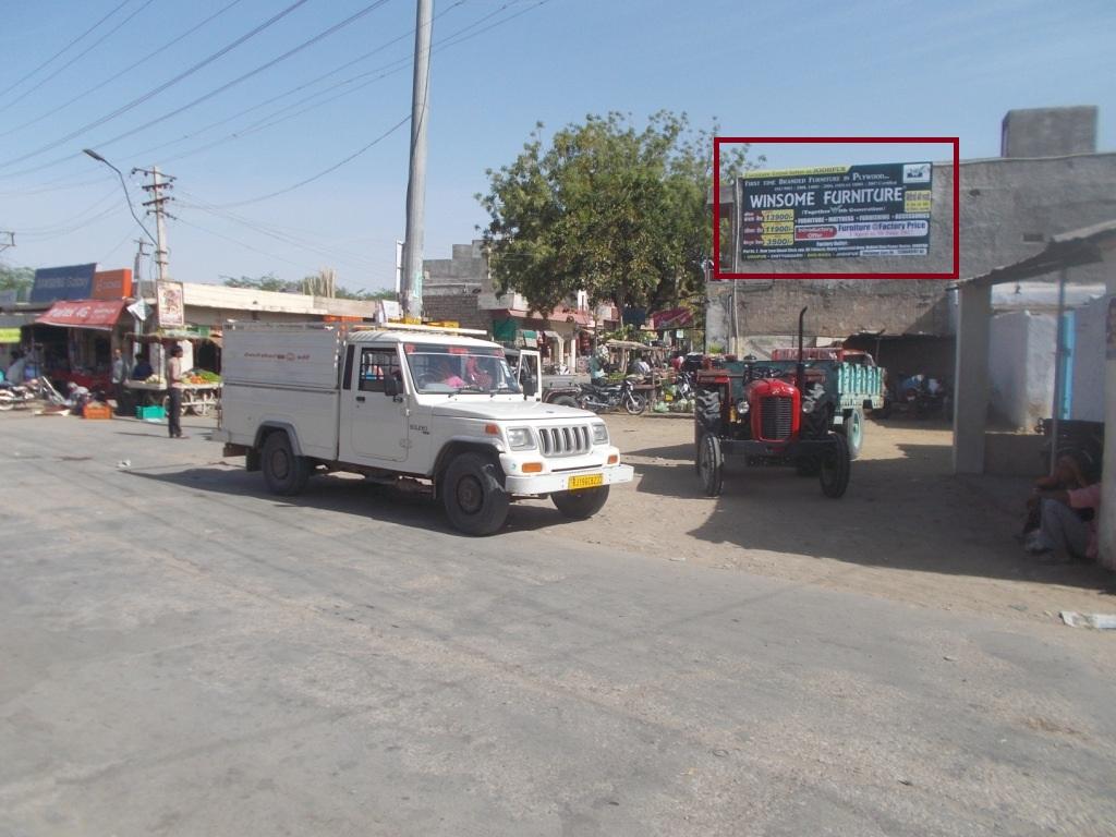 Raika Bhag Old Bus Stand, Phalodi