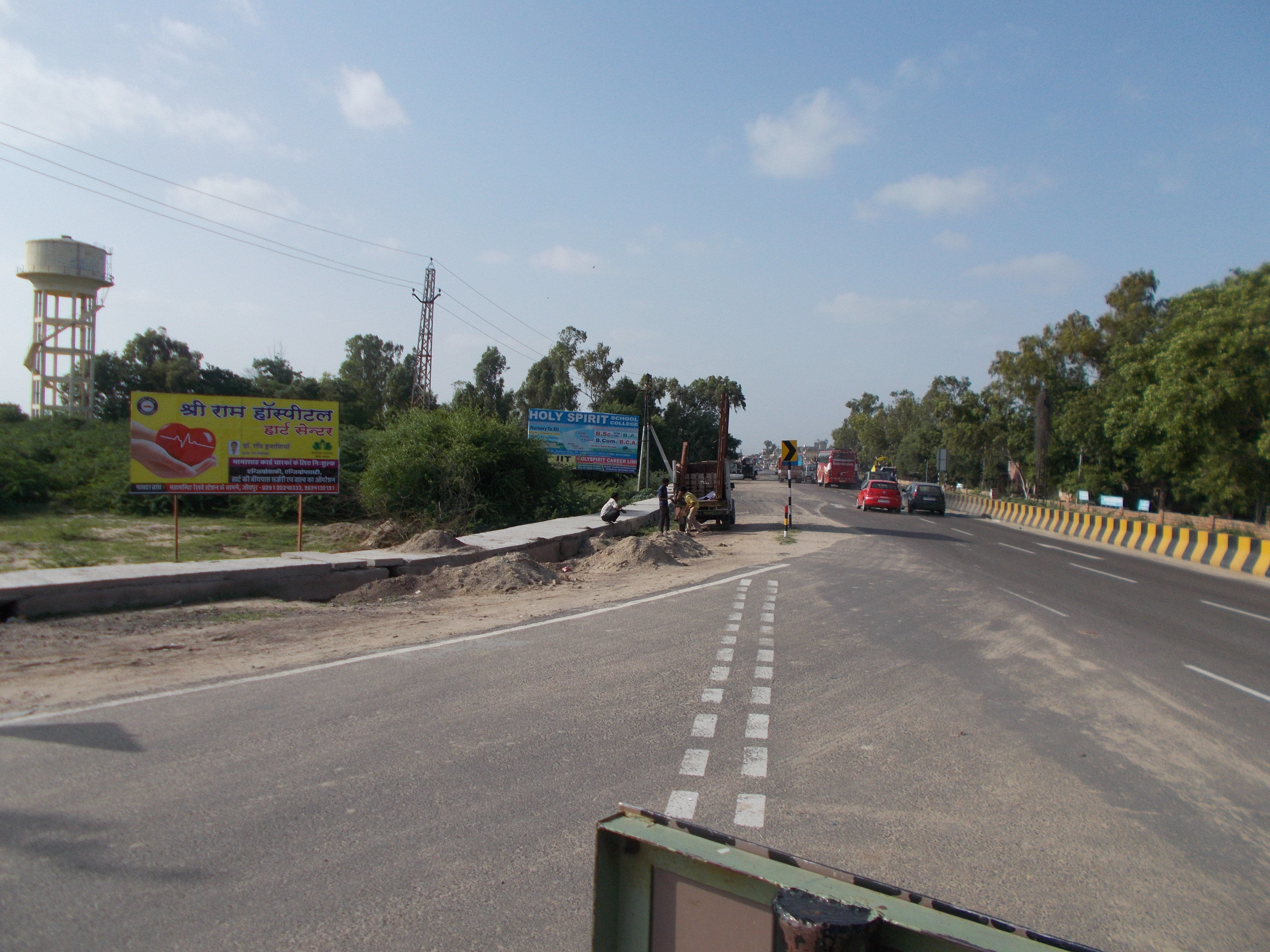 Bye Pass Jalore, Rohet