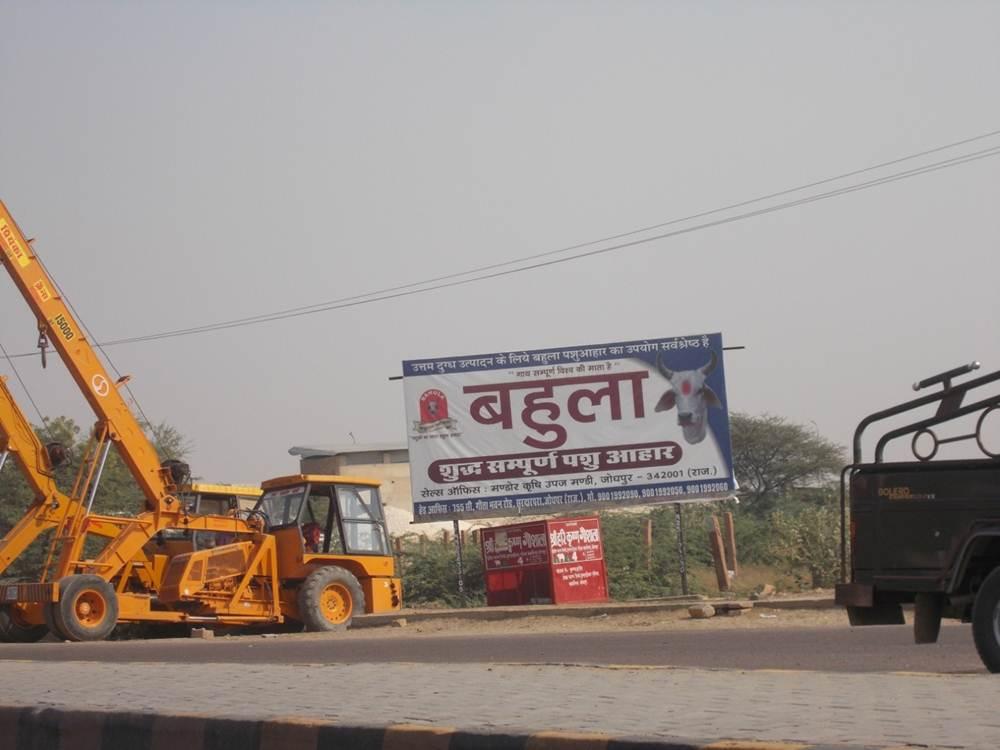 Shatabdi Circle, Jodhpur