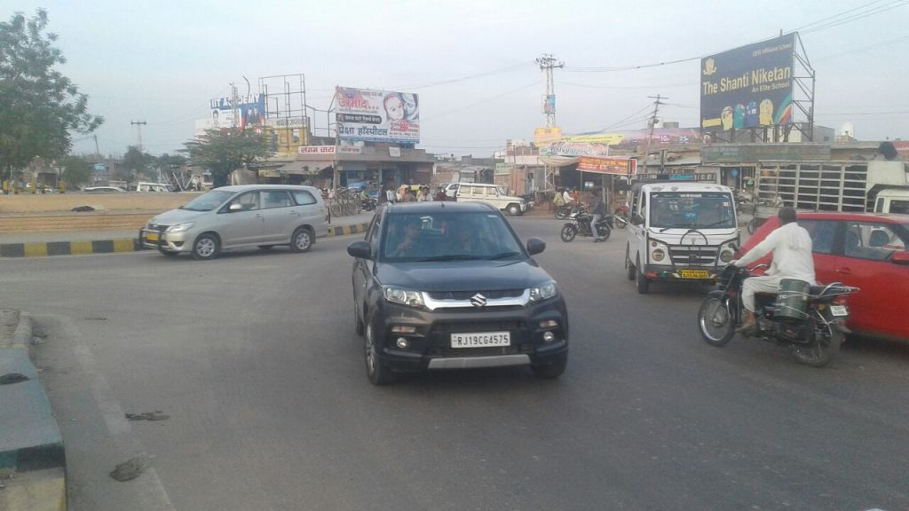 Jhalamand Circle, Jodhpur