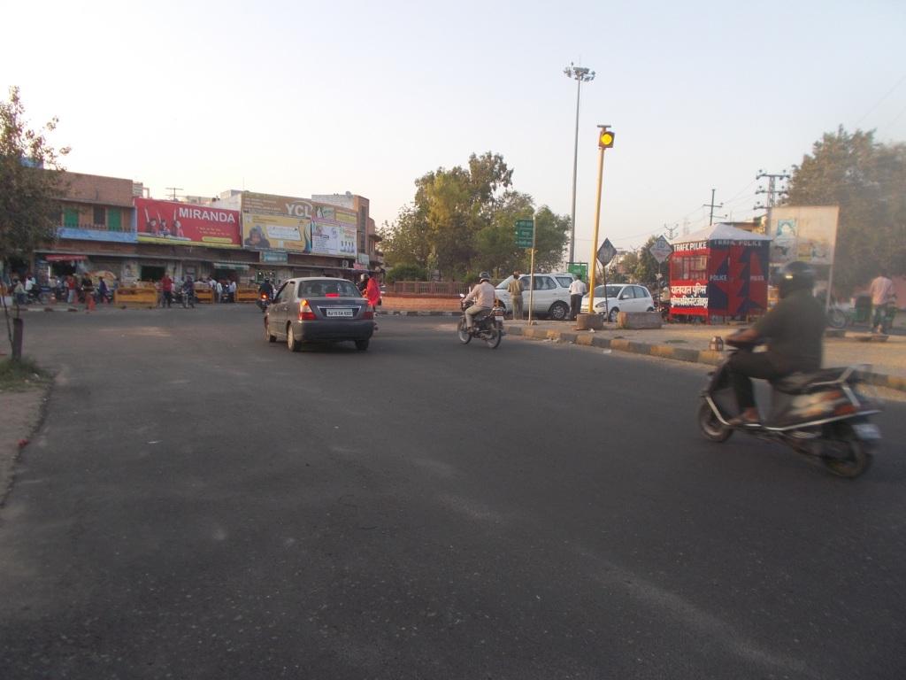 Bhati Circle, Jodhpur