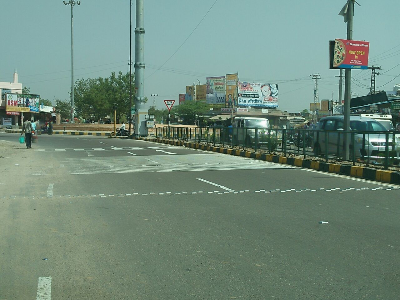 Jhalamand Circle 1, Jodhpur