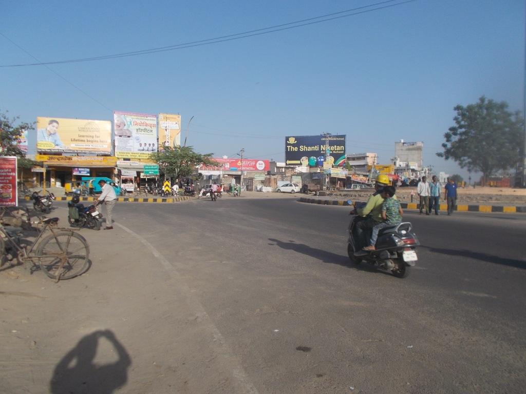 Jhalamand Circle 2, Jodhpur