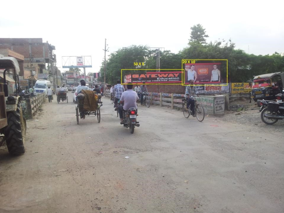 Sonipat Bus Stand, NH-1