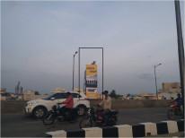 Indria Gandhi Signal Bridge