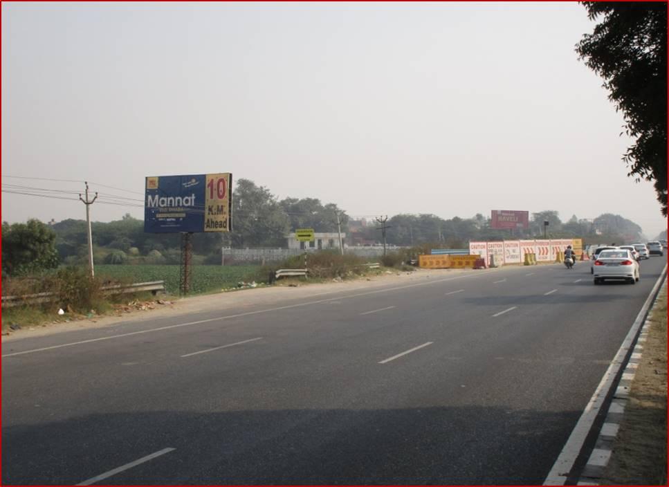 Kali Mata Mandir, Delhi to Chandigarh