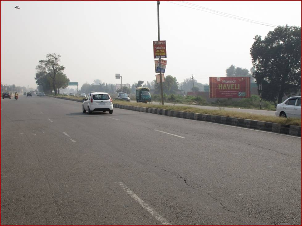 Ganaur Flyover, Delhi to Chandigarh
